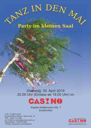 maiparty 2019